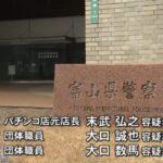 末武弘之の顔写真や設定情報を不正取得したパチンコ店はどこ?富山市