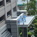 新宿富久の55階建てマンションを特定!男子中学生の飛び降り自殺!